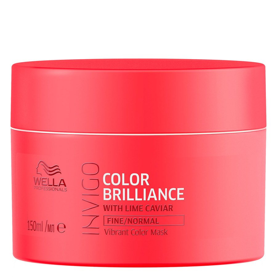 Wella Professionals Invigo Color Brilliance Mask Fine Hair 150 ml