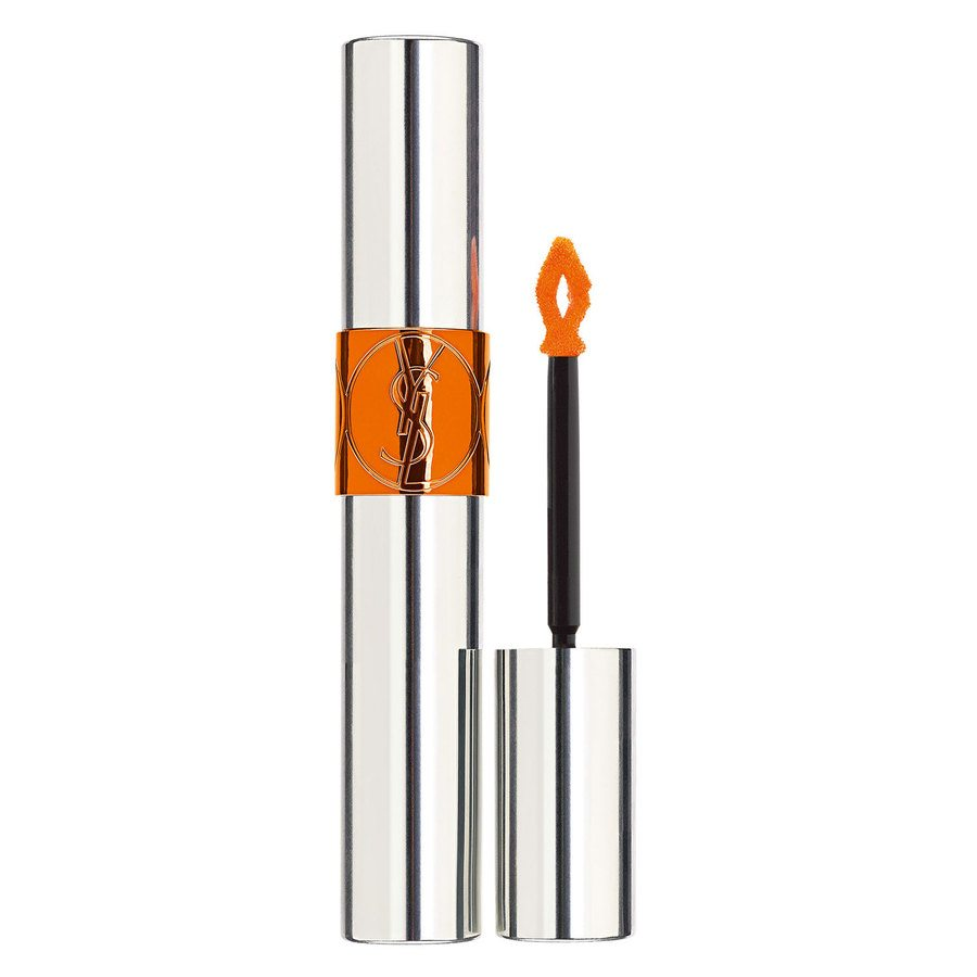 Yves Saint Laurent Volupté Tint-in-Oil Lip Gloss – #7 Crush Me Orange