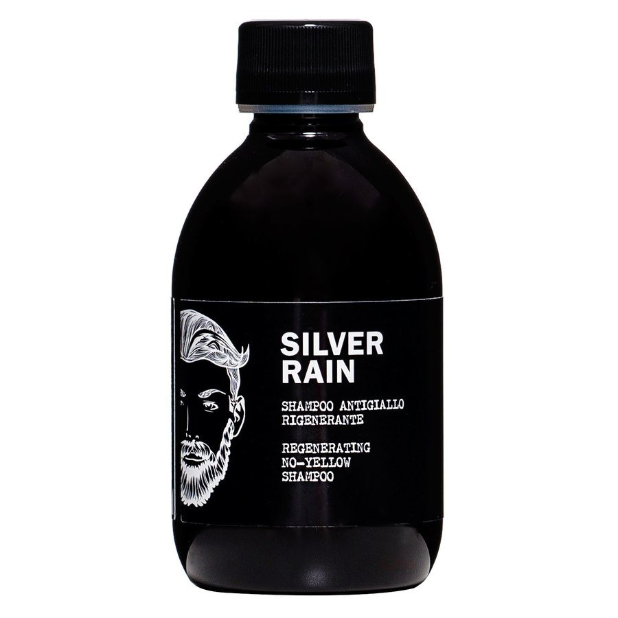 Dear Beard Silver Rain Regenerating No-Yellow Shampoo 250 ml