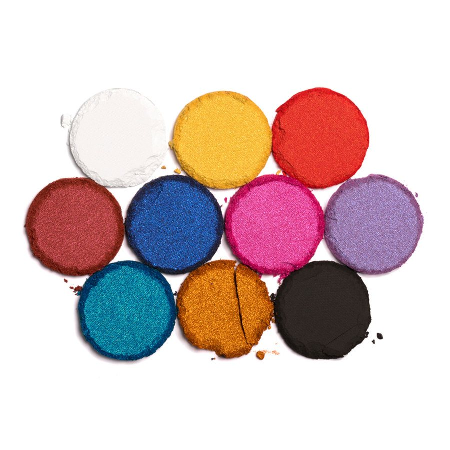 NYX Professional Makeup Land Of Lollies Eyeshadow Palette
