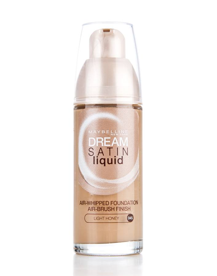 Maybelline Dream Satin Liquid 30 ml – 045 Light Honey