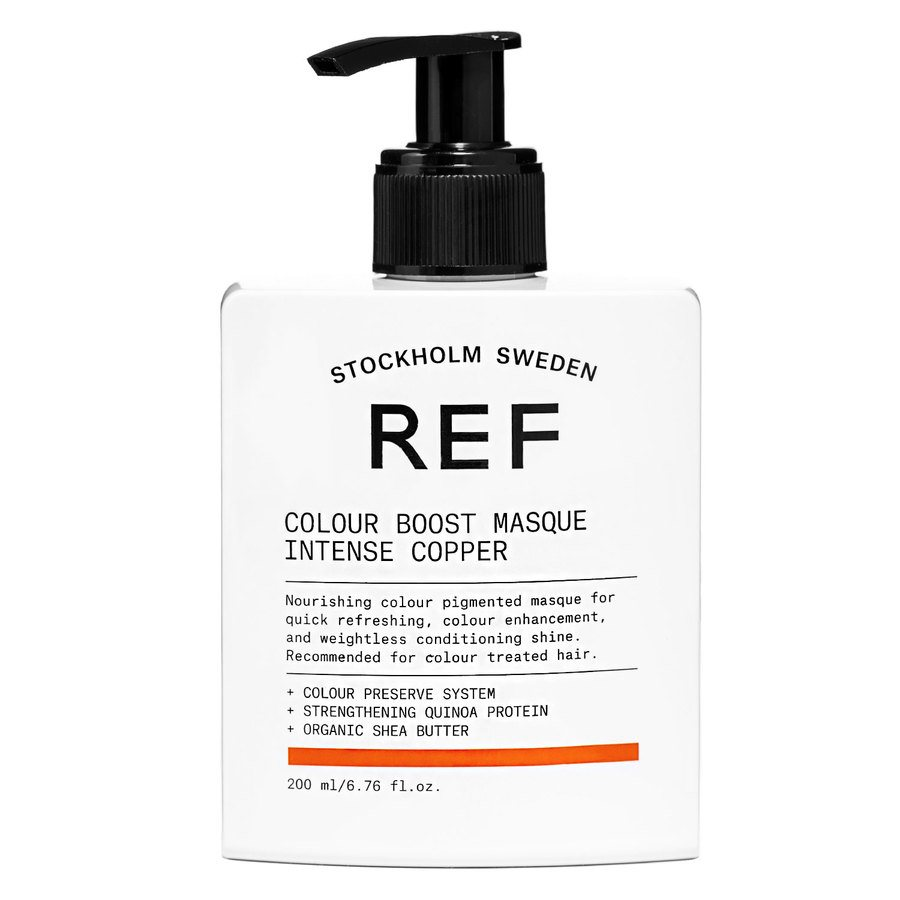 REF Colour Boost Masque Intense Copper 200ml