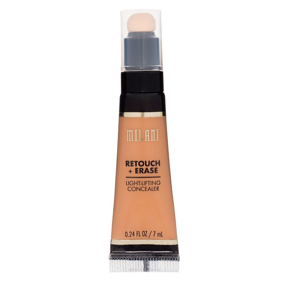 Milani Retouch + Erase + Light-Lifting Concealer – Deep Honey