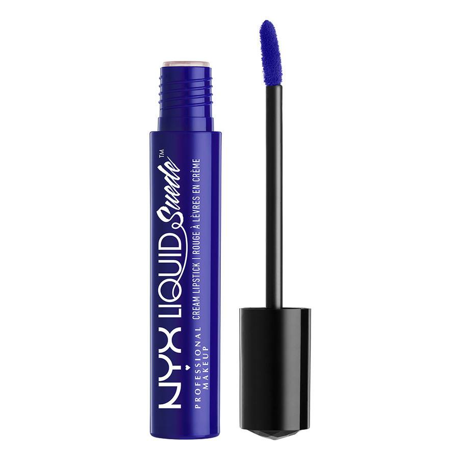 NYX Professional Makeup Liquid Suede Cream Lipstick – Jet Set 4ml