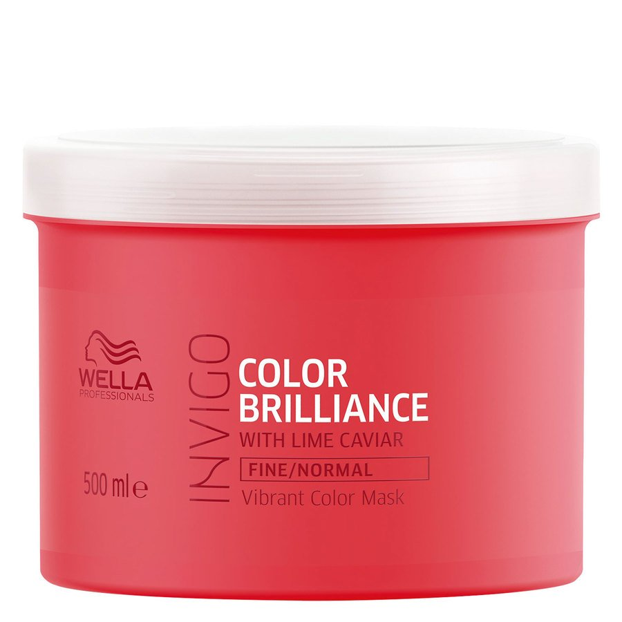Wella Professionals Invigo Color Brilliance Mask Fine Hair 500 ml