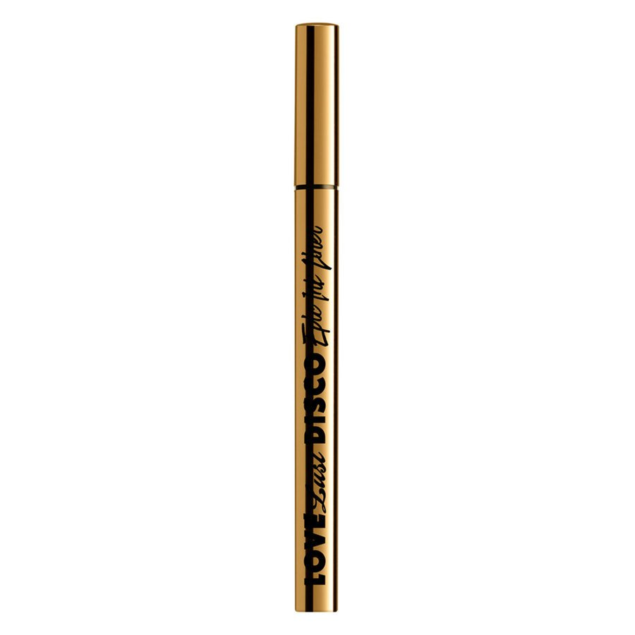 NYX Professional Makeup Epic Ink Liner Waterproof Limited Edition 1 ml - #01 Black