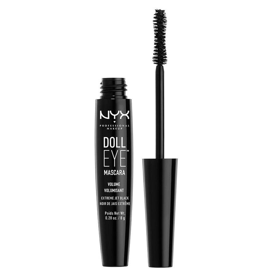 NYX Professional Makeup Doll Eye Mascara Volume – Black 8g