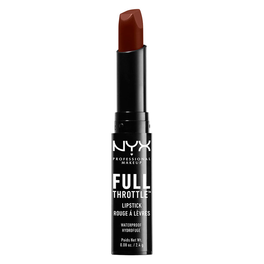 NYX Professional Makeup Full Throttle Lipstick – Loaded FTLS11