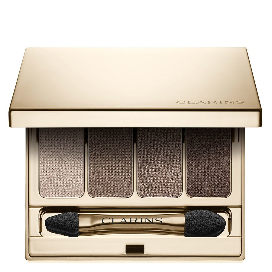 Clarins 4-Colour Eye Palette 7 g – 03 Brown