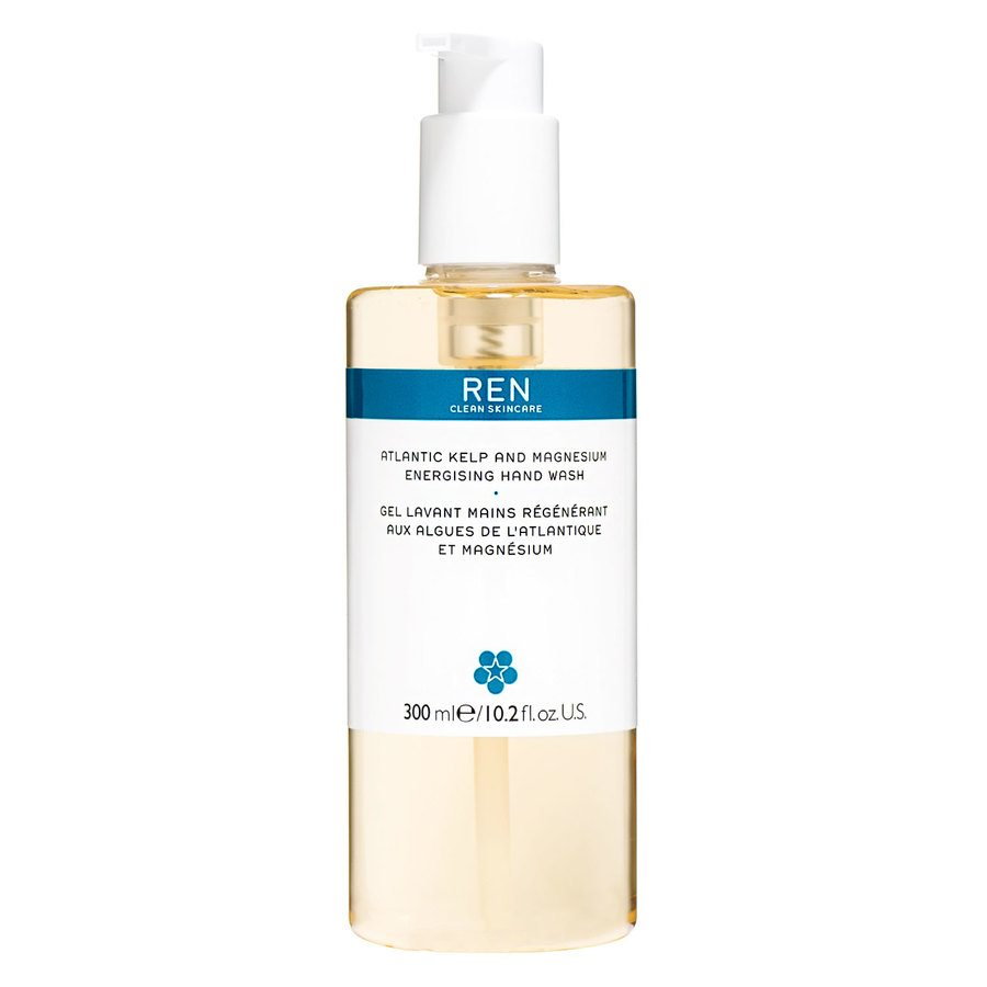 REN Atlantic Kelp And Magnesium Energising Hand Wash 300 ml