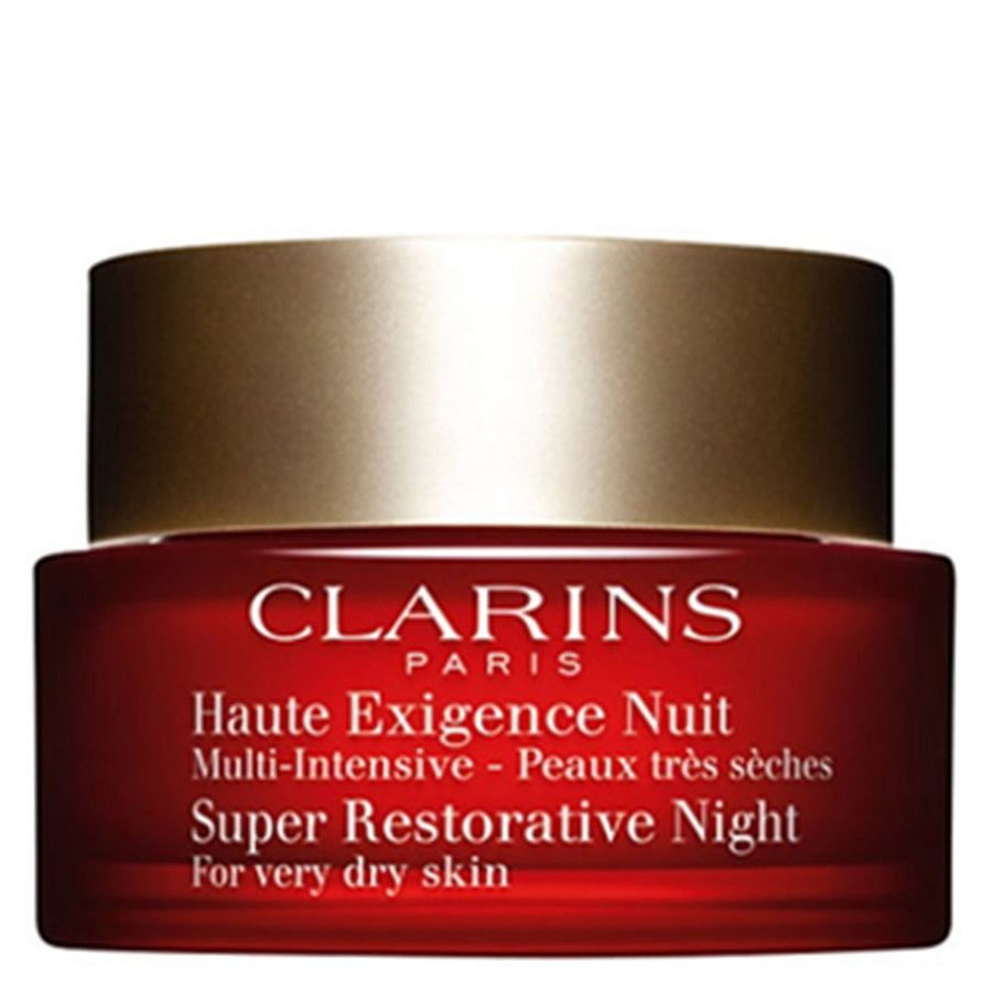 Clarins Super Restorative Night Wear Very Dry Skin 50 ml