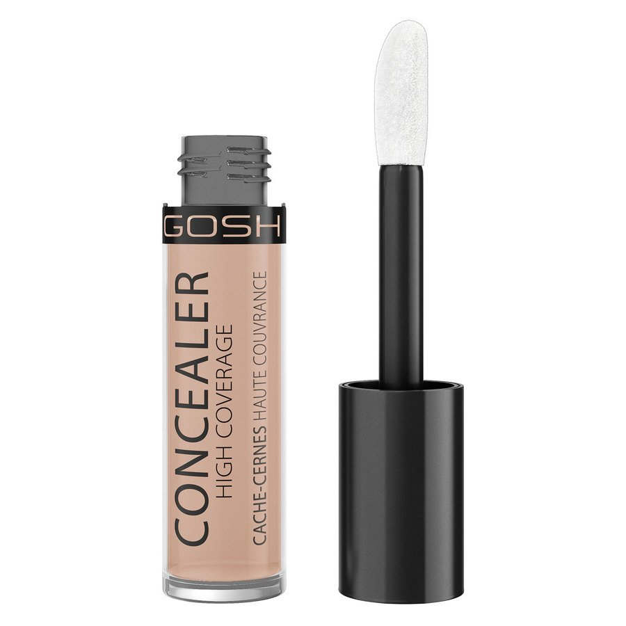 GOSH Concealer 5,5 ml ─ #004 Natural