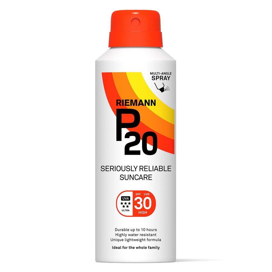 Riemann P20 10 Hours Sun Protection Spray SPF30 150 ml