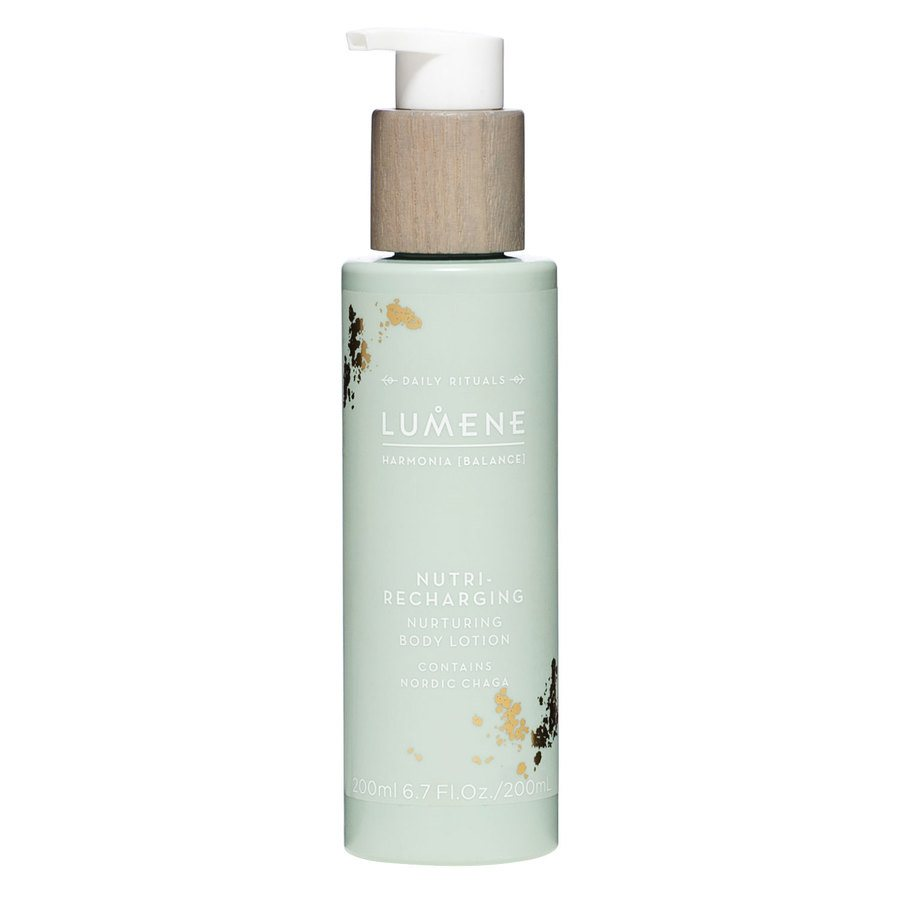 Lumene Harmonia Nutri-Recharging Nurturing Body Lotion 200 ml