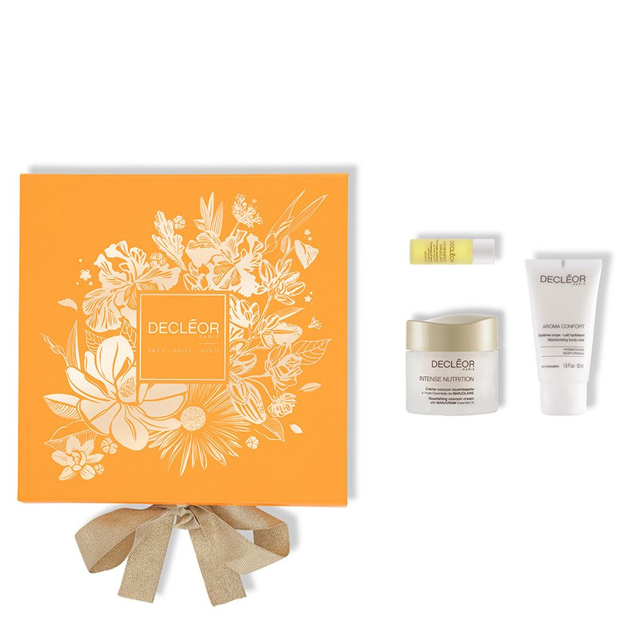 Decléor Skin Body Mind Moisture Kit Intense Nutrition Giftset