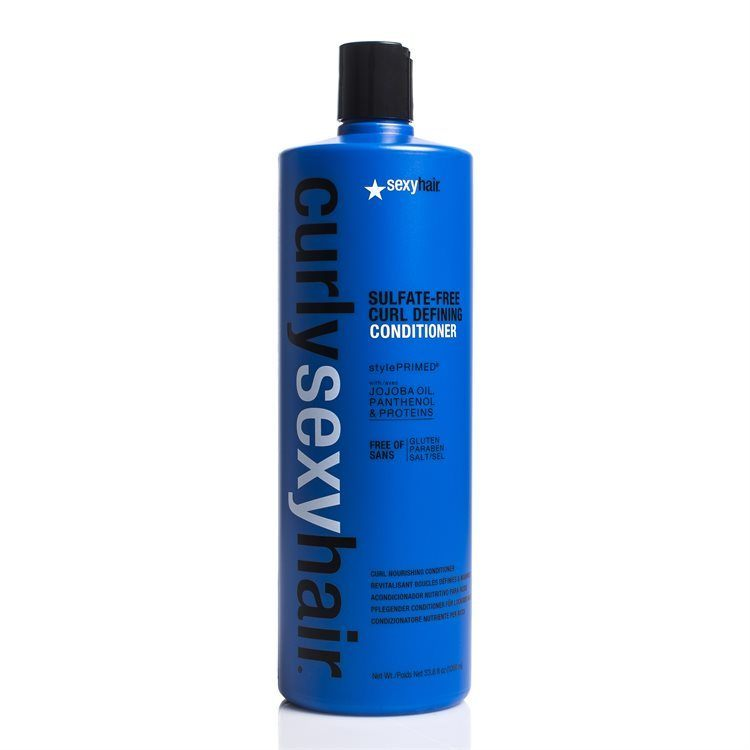 Curly Sexy Hair Curl Defining Conditioner 1000 ml
