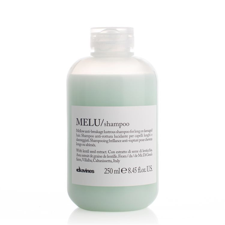 Davines MELU Mellow Anti-Breakage Lustrous Shampoo For Long Or Damaged Hair 250 ml