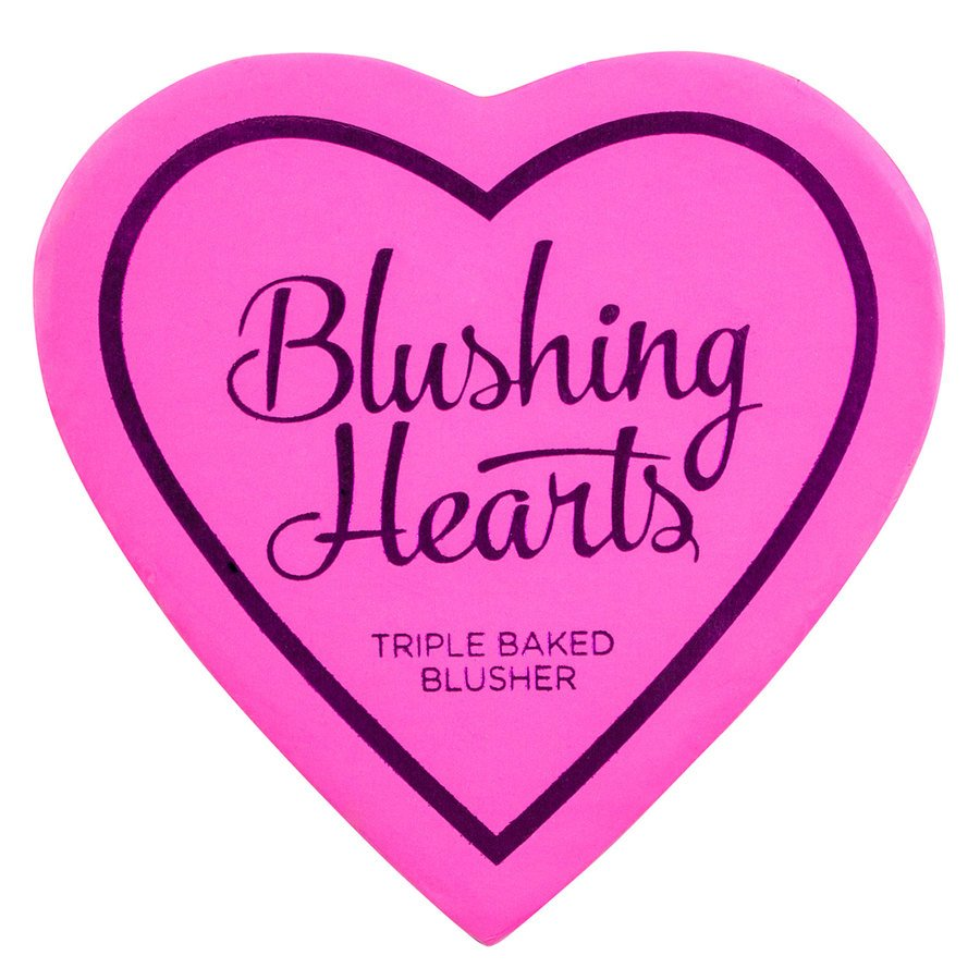 I Heart Revolution Blushing Hearts Blusher – Bursting With Love 10g