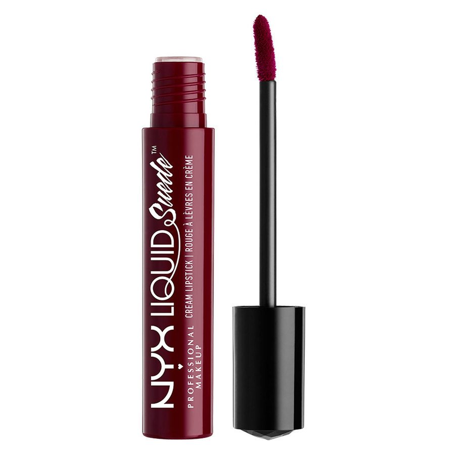 NYX Professional Makeup Liquid Suede Cream Lipstick – Vintage 4ml