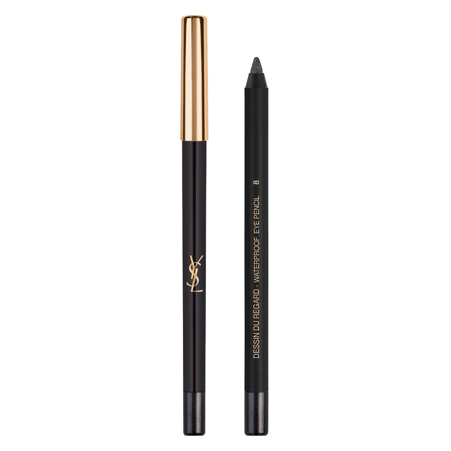 Yves Saint Laurent Dessin du Regard Waterproof Eye Pencil 1,3 g - 8 Holographic Black