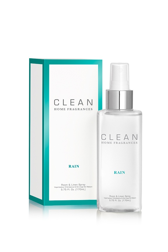 CLEAN Home Collection Rain Linen/Room Spray 170 ml