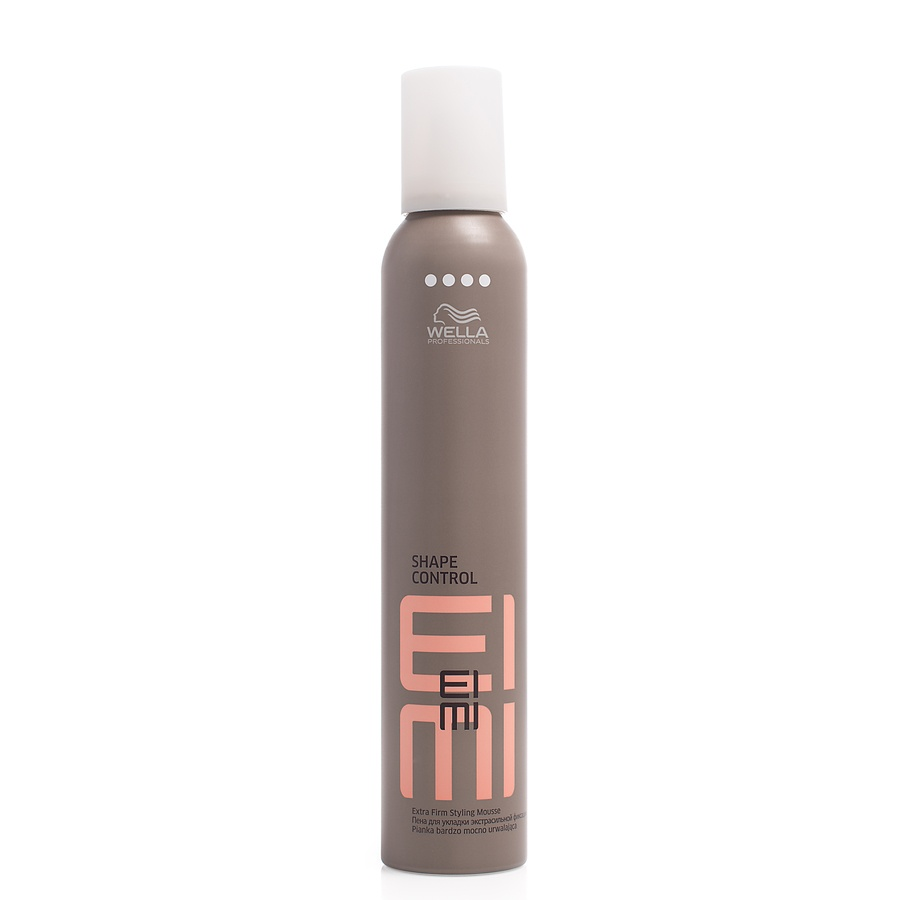 Wella Professionals Eimi Shape Control Extra Firm Styling Mousse 300 ml