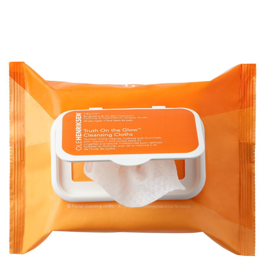 Ole Henriksen Truth On The Glow Cleansing Cloths 30 kpl
