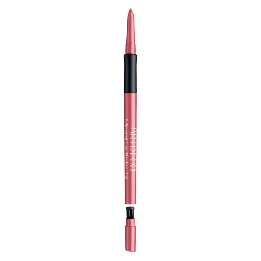 Artdeco Mineral Lip Styler - #18 Mineral English Rose