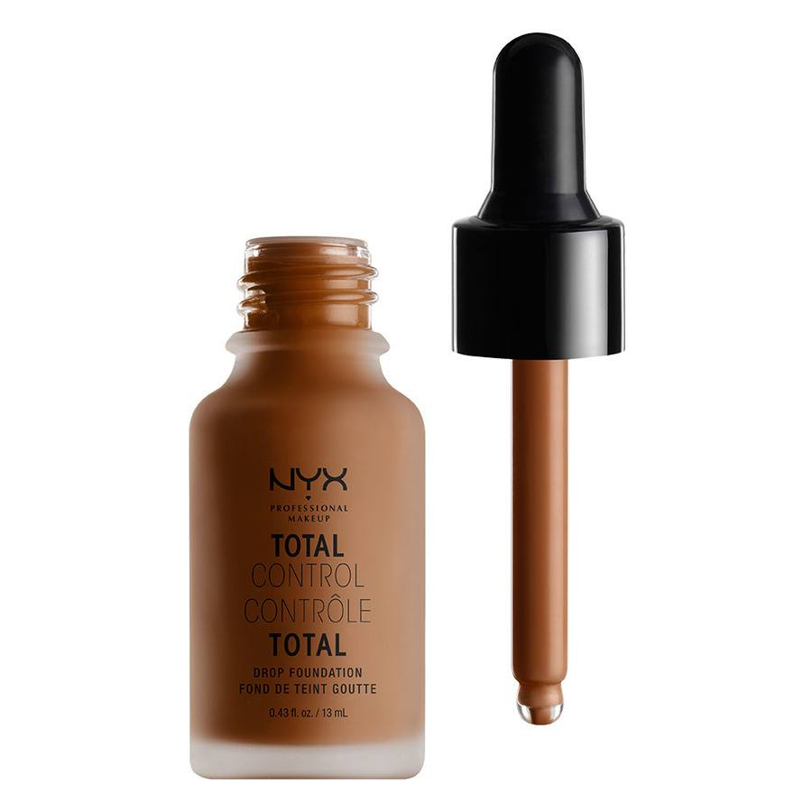 NYX Professional Makeup Total Control Drop Foundation Deep Cool DF22 13ml