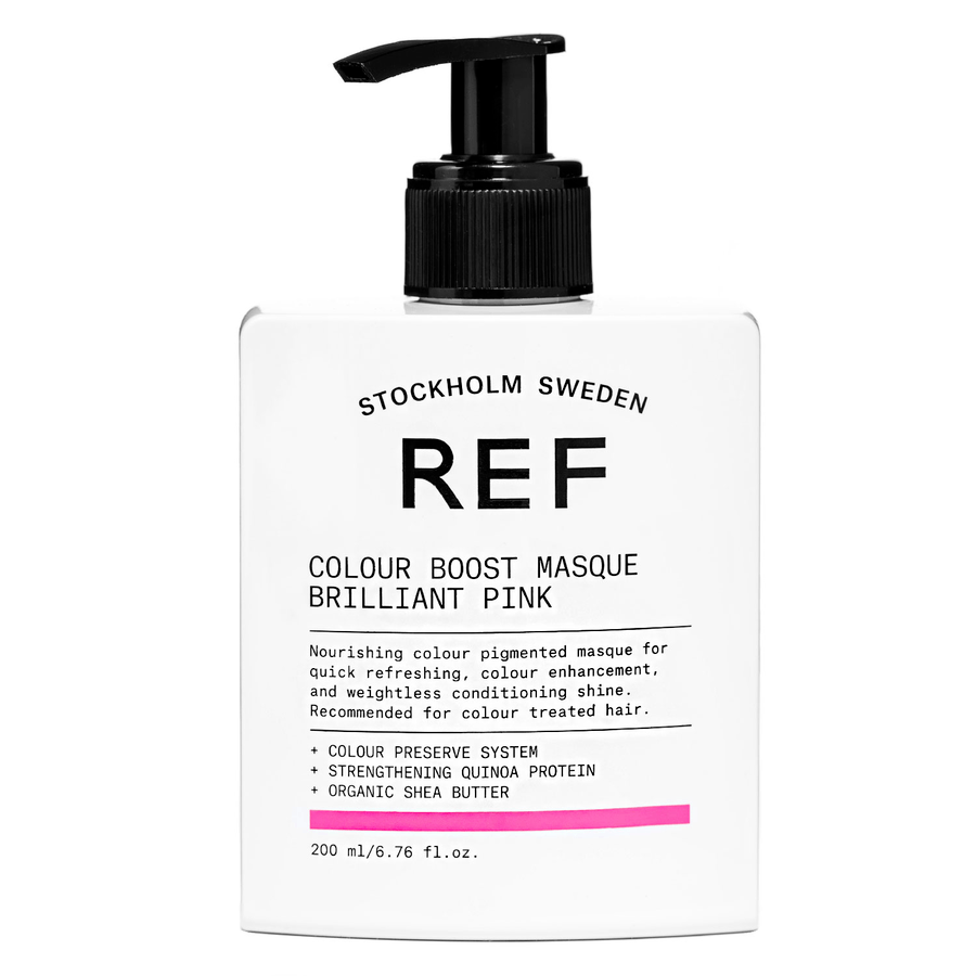 REF Colour Boost Masque Brilliant Pink 200 ml