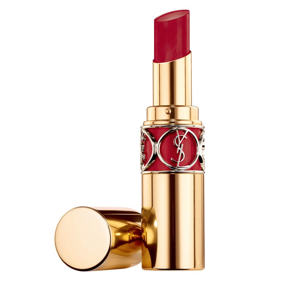 Yves Saint Laurent Rouge Volupté Shine #85 Burgundy Love
