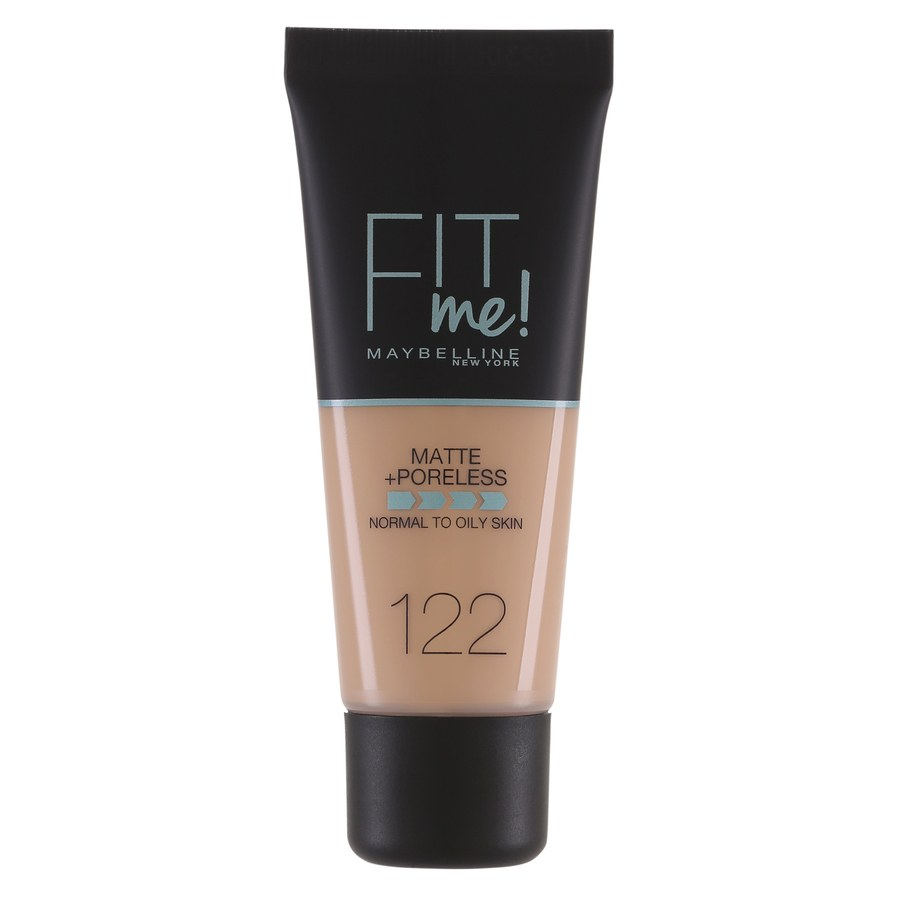 Maybelline Fit Me Makeup Matte + Poreless Foundation 122 30ml