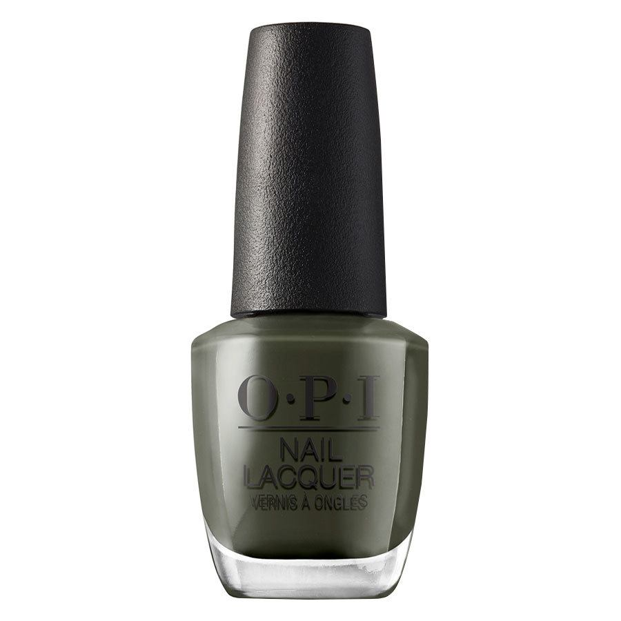 OPI Scotland Collection 15 ml - Things I've Seen In Aber-Green