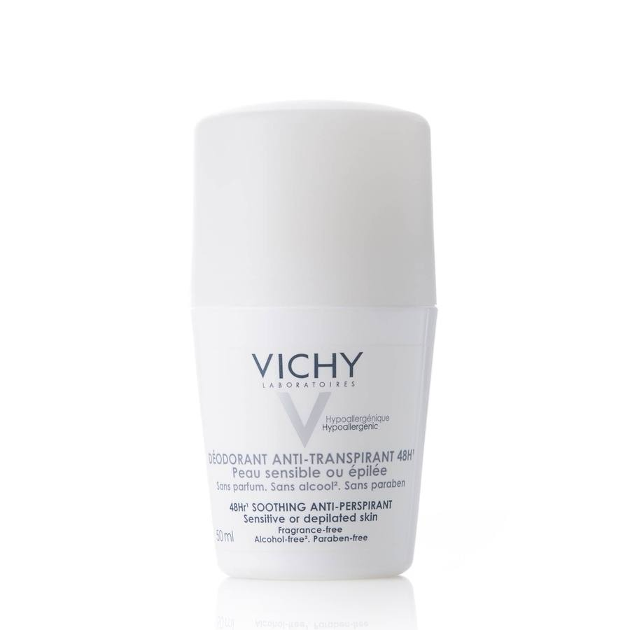 Vichy 48hr Soothing Anti-Perspirant Deodorant 50ml