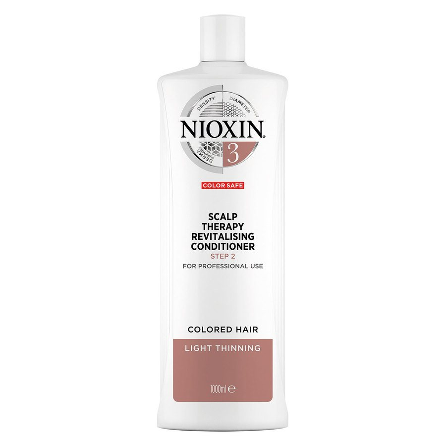 Nioxin System 3 Scalp Therapy Revitalizing Conditioner 1 000 ml