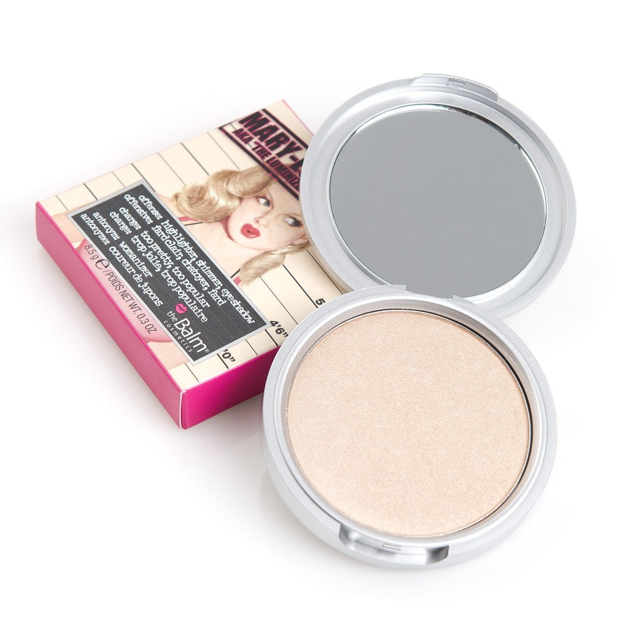 "theBalm Mary-Lou Manizer Aka ""The Luminizer"" Highlighter, Shimmer & Eyeshadow 8,5g."