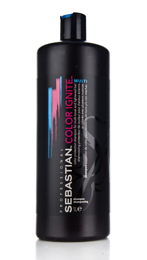 Sebastian Professional Color Ignite Multi Shampoo 1000 ml