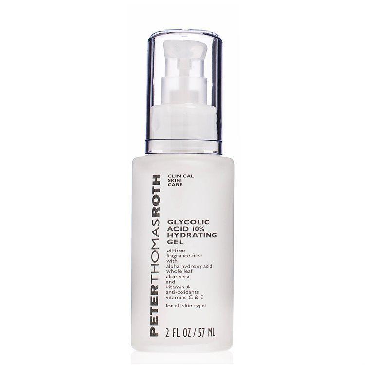 Peter Thomas Roth Glycolic Acid 10% Hydrating Gel 57 ml