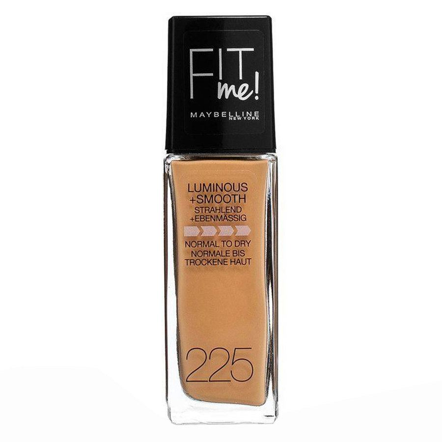 Maybelline Fit Me Liquid Foundation 30 ml – Medium Buff 225