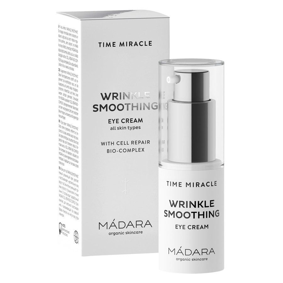 Mádara Wrinkle Smoothing Eye Cream 15 ml