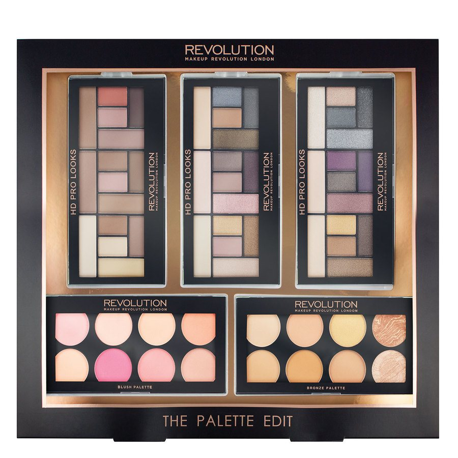 Makeup Revolution Makeup Revolution The Palette Edit