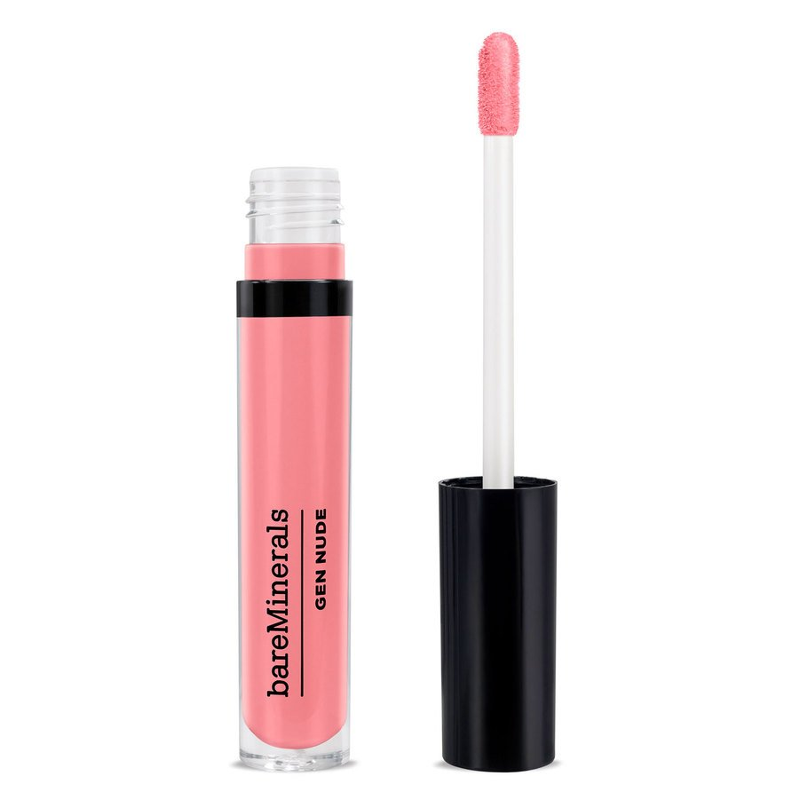 bareMinerals Gen Nude Patent Lip Lacquer 3,7 ml - Can't Even