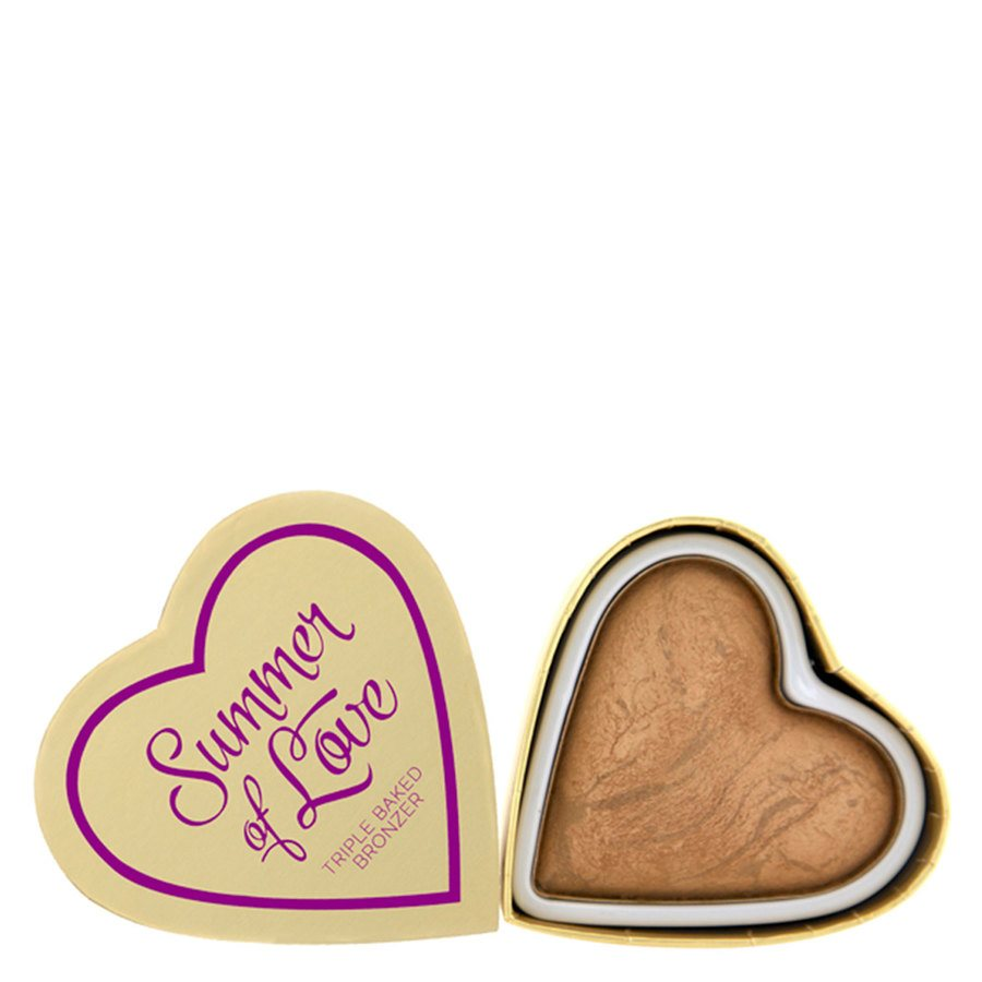 I Heart Revolution Blushing Hearts Bronzer – Summer Of Love