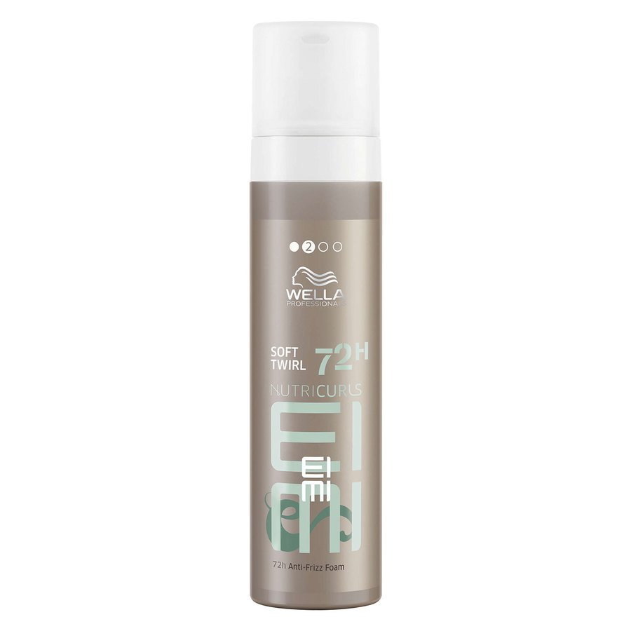 Wella Professionals Eimi Nutricurls Soft Twirl 72h Anti-Frizz Foam 200 ml