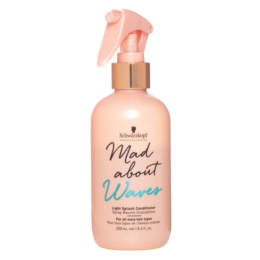 Schwarzkopf Mad About Waves Light Splash Conditioner 250 ml