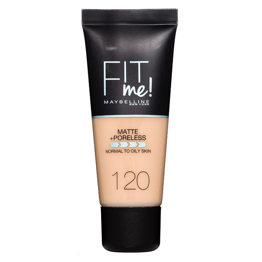Maybelline Fit Me Makeup Foundation Classic Ivory 120 30ml