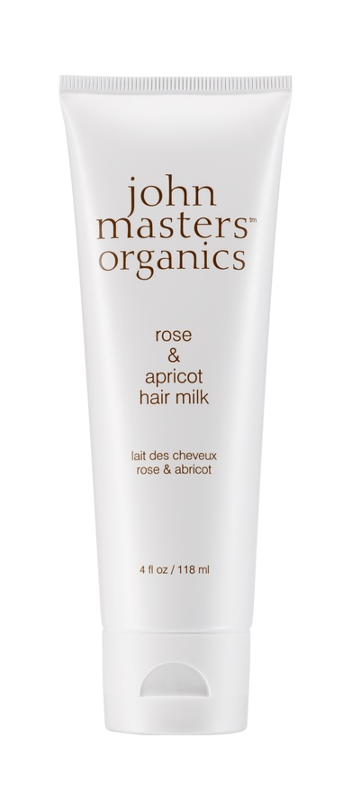 John Masters Organics Rose & Apricot Hair Milk 118 ml