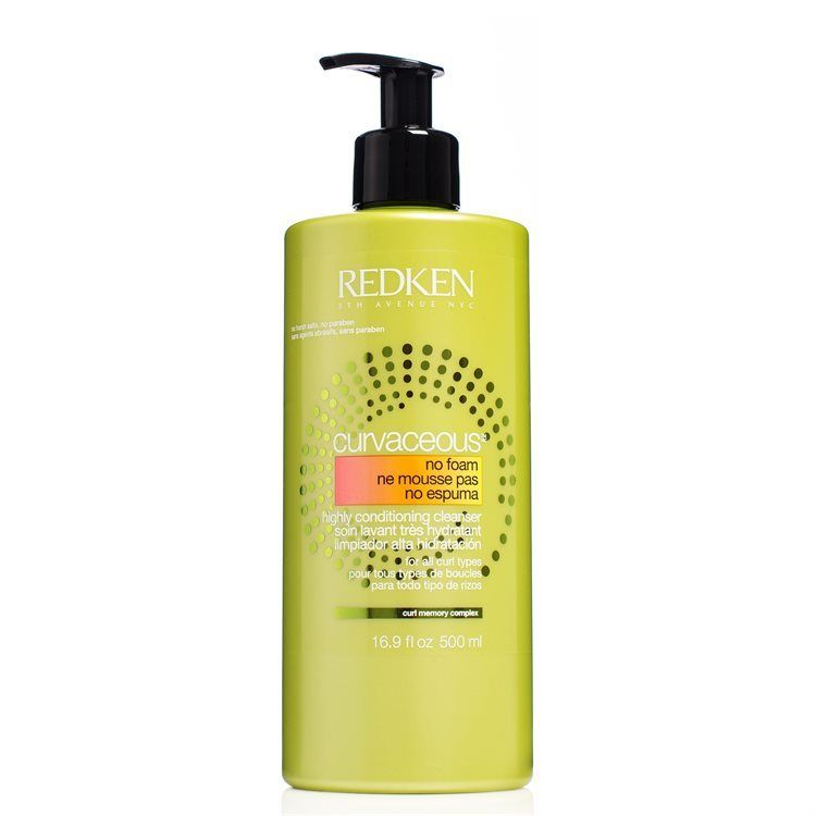 Redken Curvaceous Highly Conditioning Cleanser 500 ml