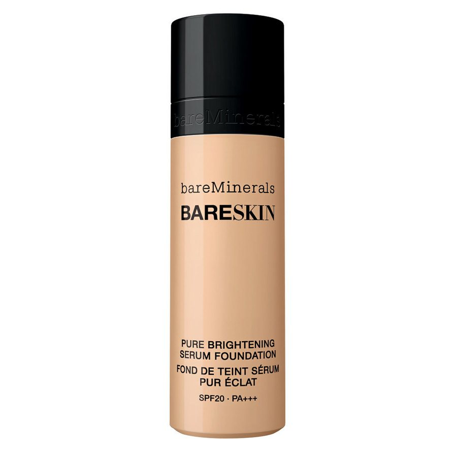 bareMinerals BareSkin Pure Brightening Serum Foundation SPF 20 30 ml – Bare Shell 02