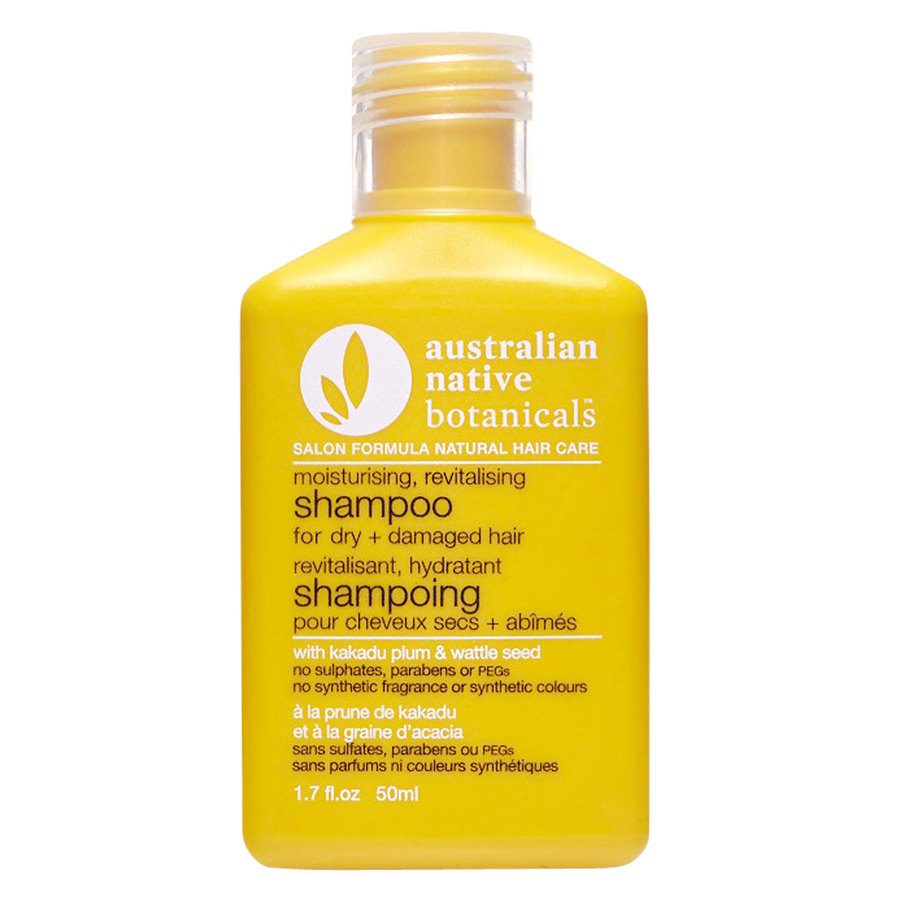 Australian Native Botanicals Shampoo For Dry & Damaged Hair 50ml